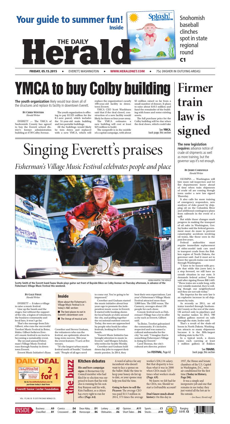 Everett daily herald may 15 2015 by sound publishing issuu fandeluxe Images