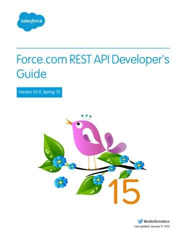 Salesforce api rest by Victor Opanasiuk - issuu
