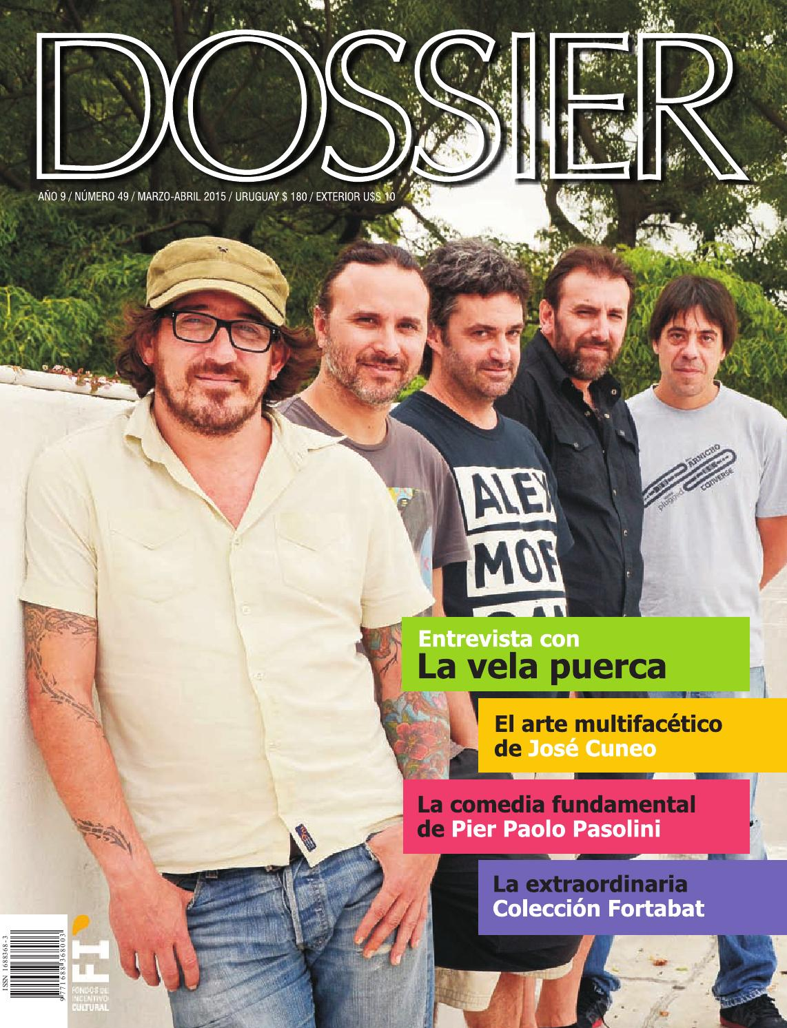 Dossier 49 by Revista Dossier - issuu b0e856918a8