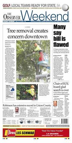 La Grande Observer 05-15-15 by NorthEast Oregon News - issuu
