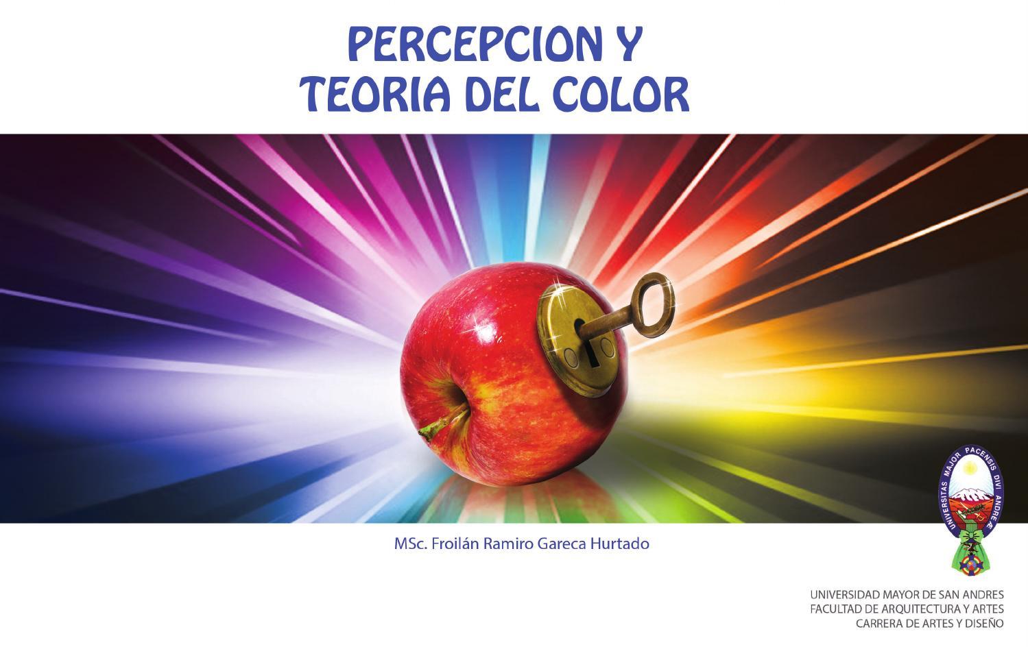 Percepcion y teoria del color by GARECACOLOR - issuu