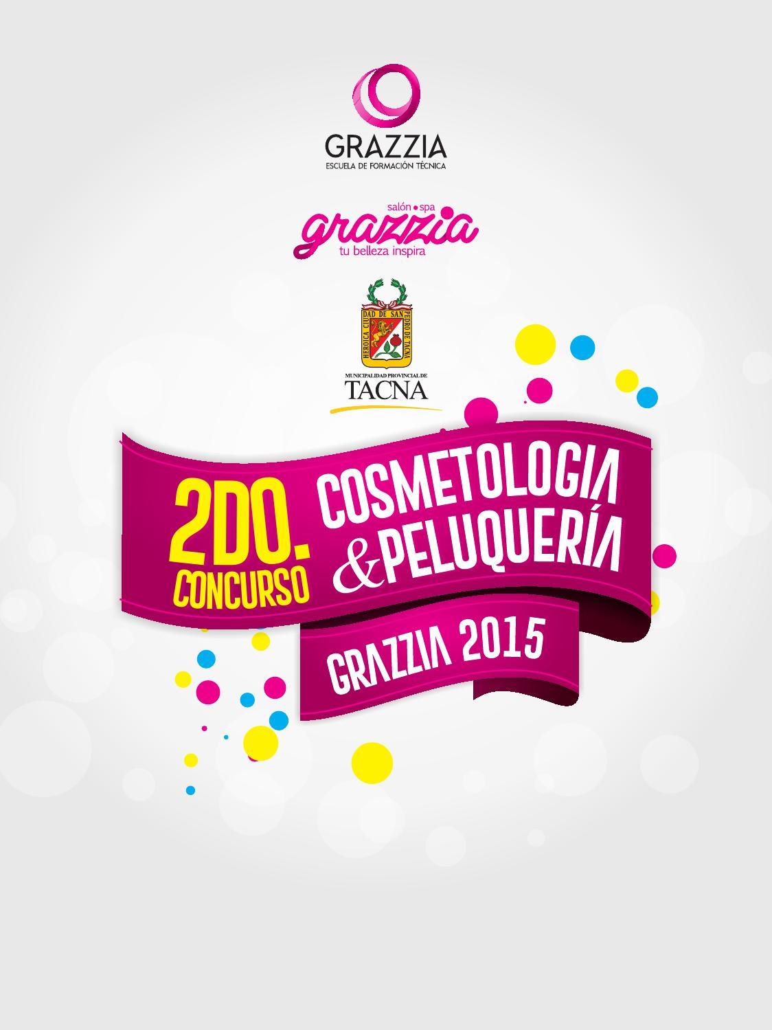 2DO. CONCURSO | COSMETOLOGÍA & PELUQUERÍA | Bases del concurso by ...