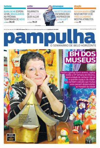 Pampulha - Sáb, 16 05 2015 by Tecnologia Sempre Editora - issuu 002f4f659e