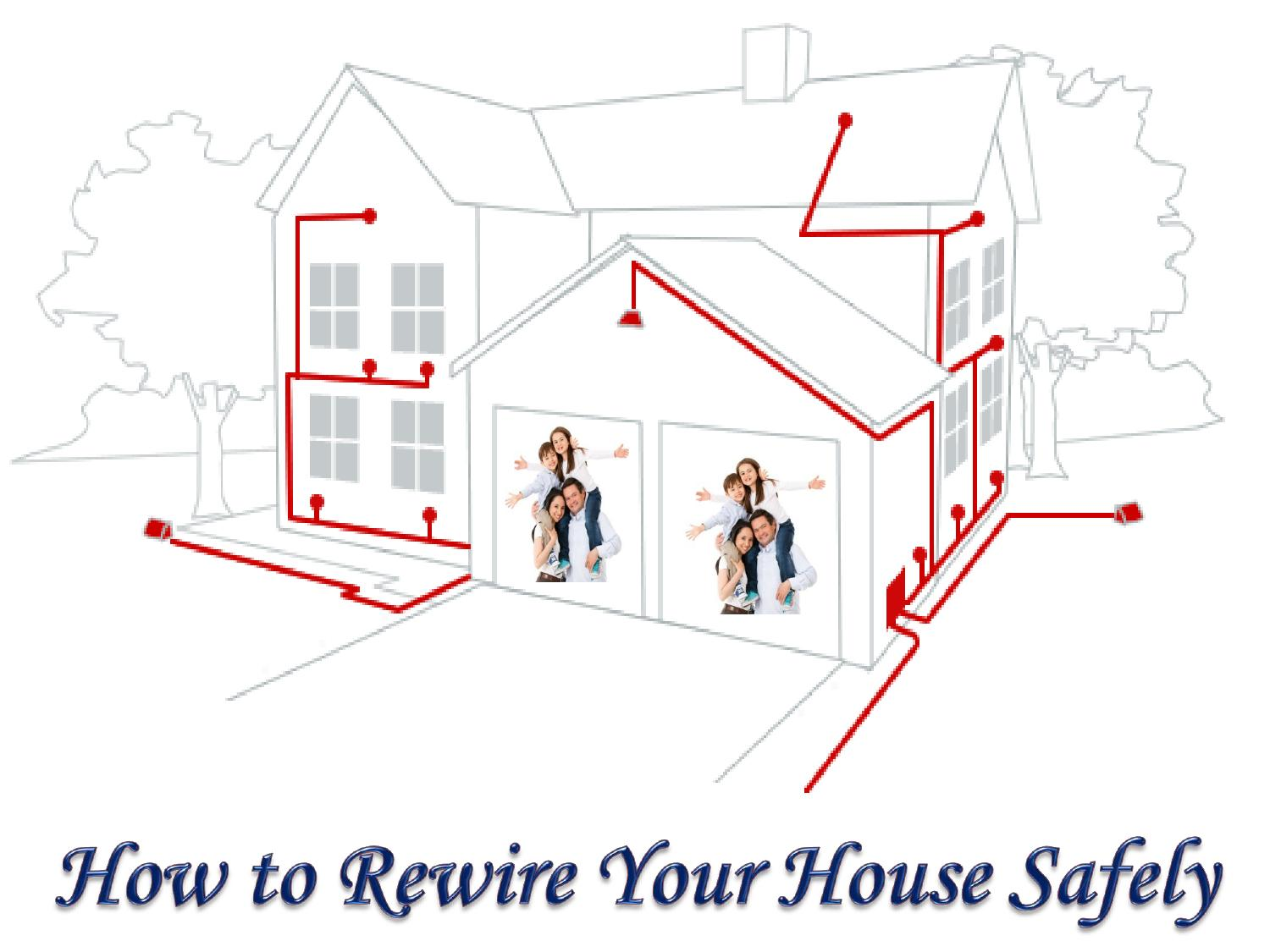 How to rewire your house safely by Md House Rewire Ltd. - issuuIssuu