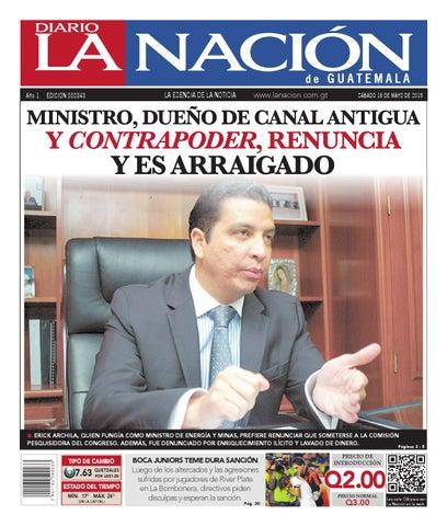 16 05 2015 by La Nacion de Guatemala - issuu