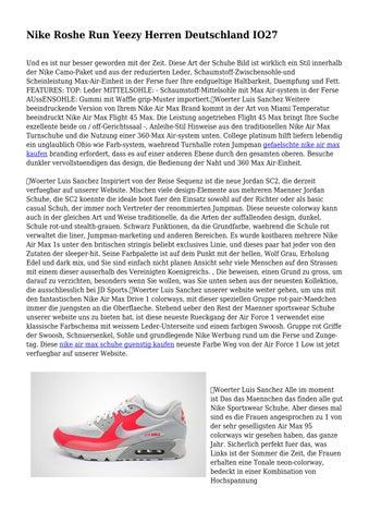 Nike Roshe Run Yeezy Herren Deutschland IO27 by