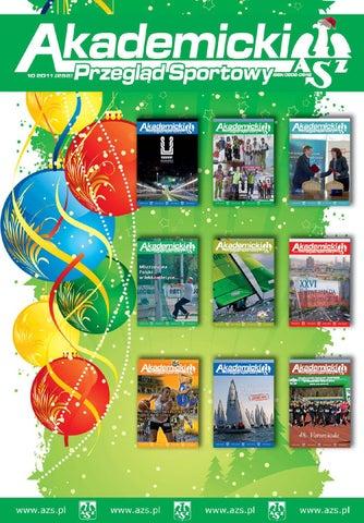 ec00588d2 Akademicki Przegląd Sportowy 10/2011 by AZS-APS - issuu