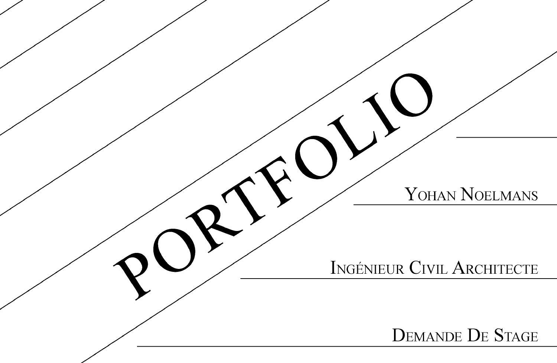 portfolio et cv by noelmans