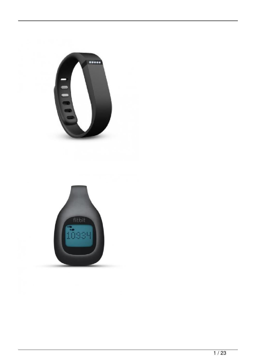 Misfit Wearable's F00AZ Flash Fitness and Sleep Monitor (White) by ...