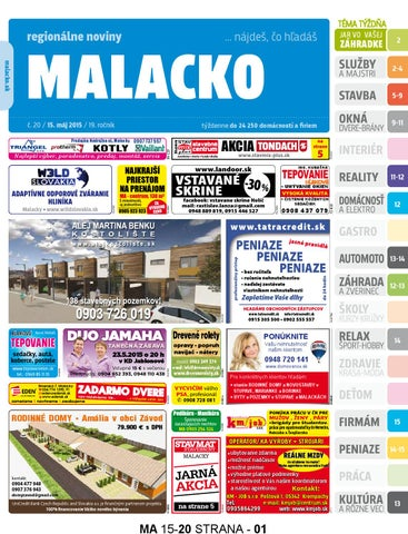 f610ea7d0aa Malacko 15-20 by malacko malacko - issuu