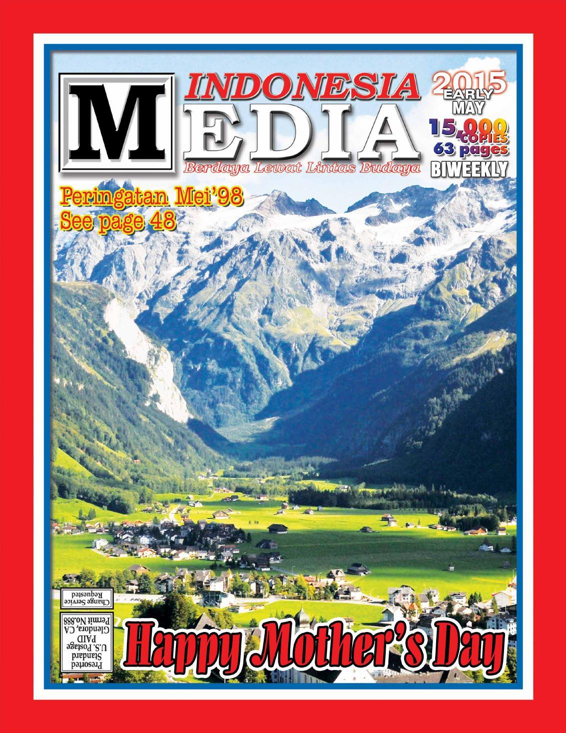 Indonesia Media Issue May 2015 By Issuu Produk Ukm Bumn Barbekyu Kelitik Surabaya