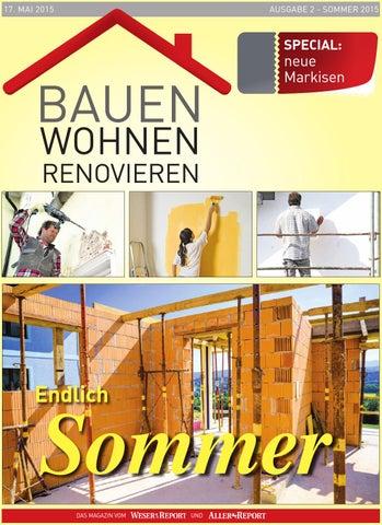 Bauen Wohnen Renovieren_Weser Report Aller Report_Sommer By KPS ...