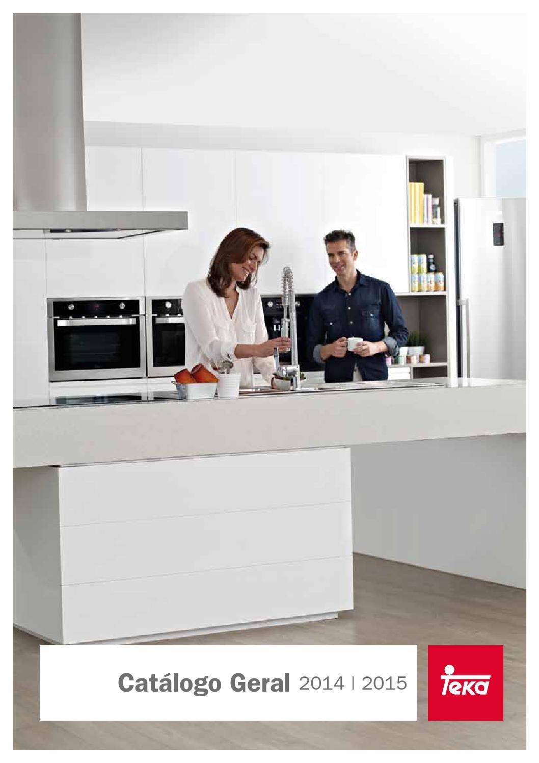 Cat logo teka 2014 2015 by teka portugal issuu - Cocina encimera teka 4 platos ...