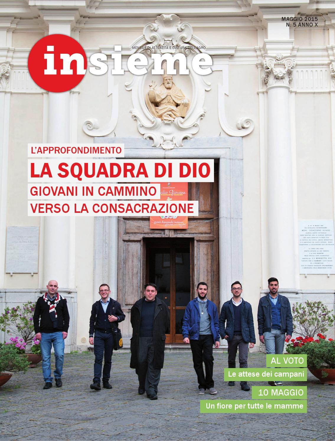Cucina Della Mamma Nocera Inferiore insieme - maggio 2015 by diocesi nocera inferiore-sarno - issuu