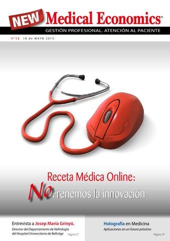 Nº12 - New Medical Economics by Raíz - issuu