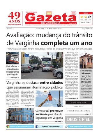 Gazeta de Varginha - 16 05 a 18 05 2015 by Gazeta de Varginha - issuu 0823d5fd69