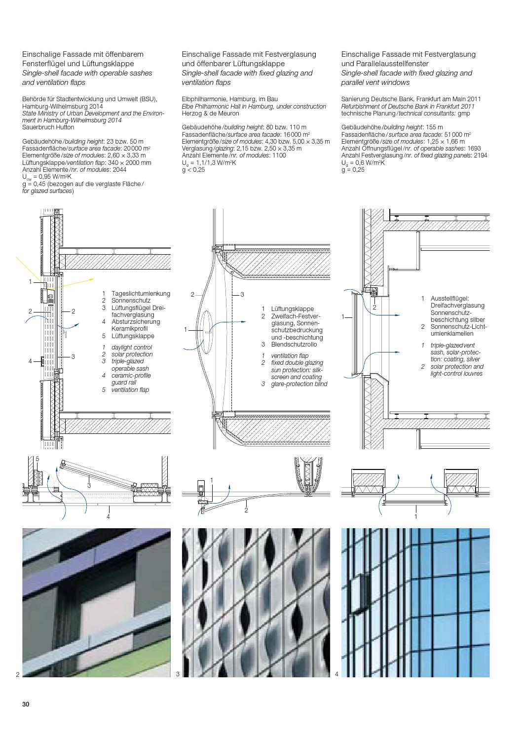 Best Of Detail Fassaden By Issuu Double Glazing Diagram