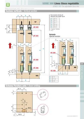 Sistemi Scorrevoli Per Ante Mobili.Sistemi Scorrevoli Per Mobili Sliding Systems For Furniture By