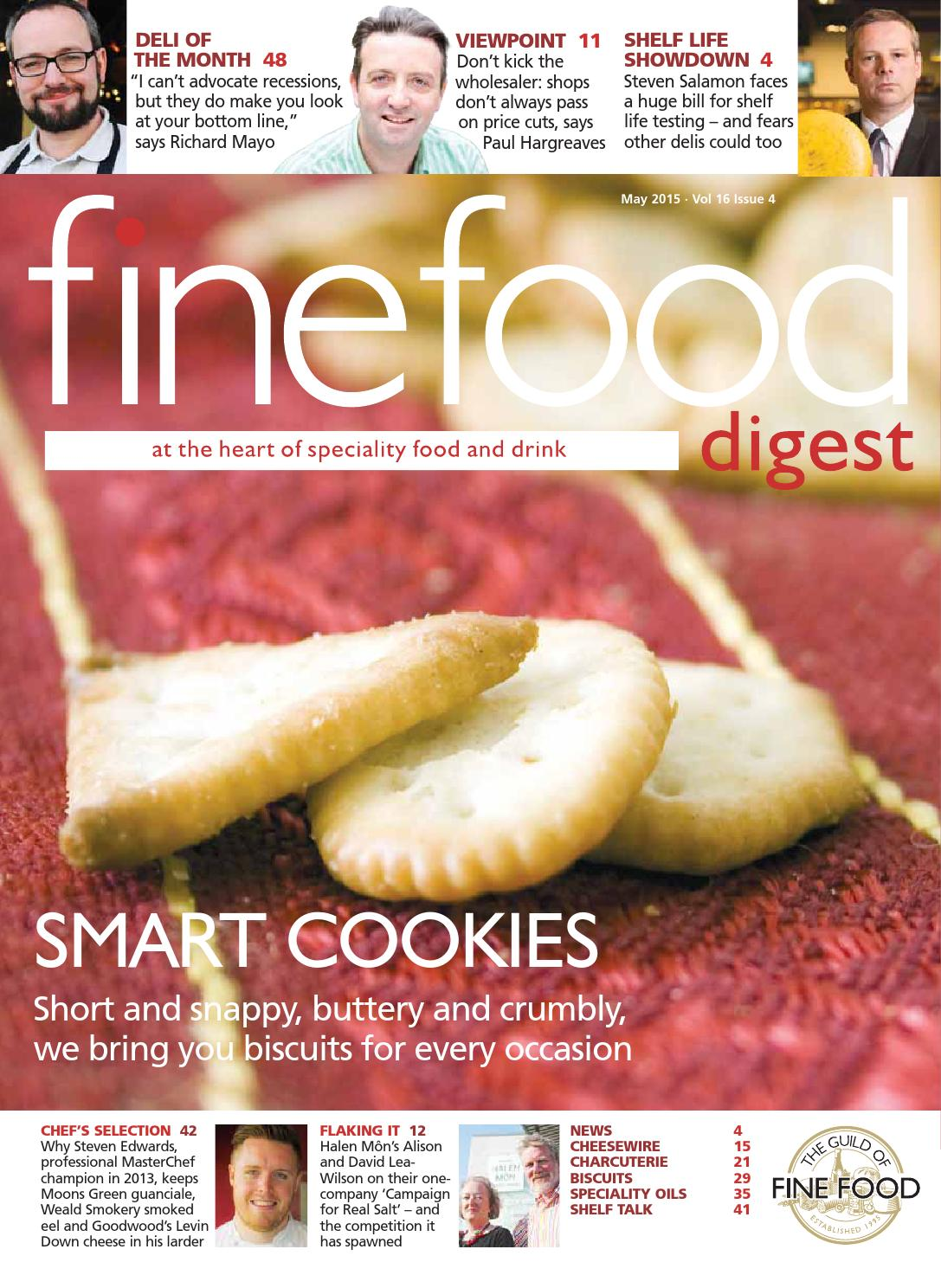 FFD May 2015 By Guild Of Fine Food