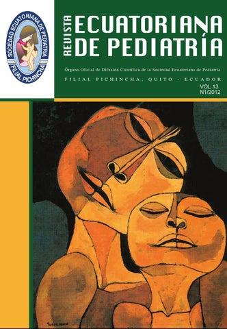 0d869afb5 Revista Ecuatoriana de Pediatría by SEP-pichincha - issuu