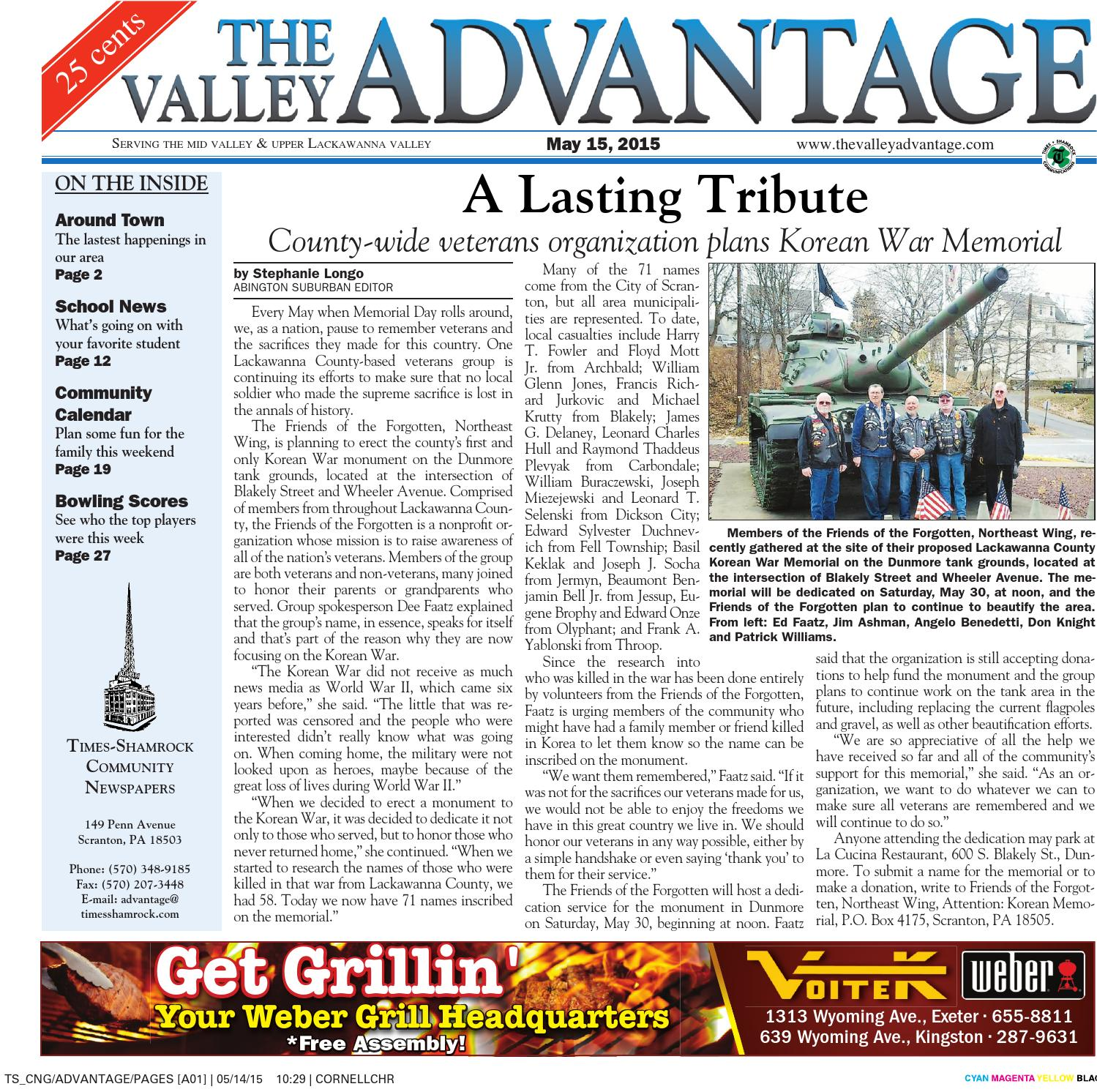 The Valley Advantage by CNG Newspaper Group - issuu