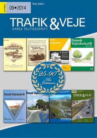 1e7f085b2da938 Trafik og veje 09 2014 by Trafik&Veje - issuu