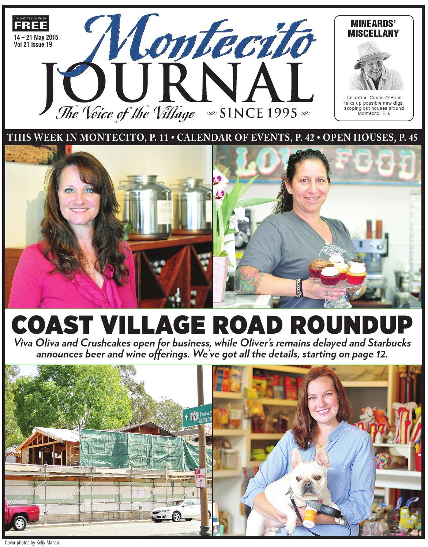9fac13834c5 Coast Village Road Roundup by Montecito Journal - issuu