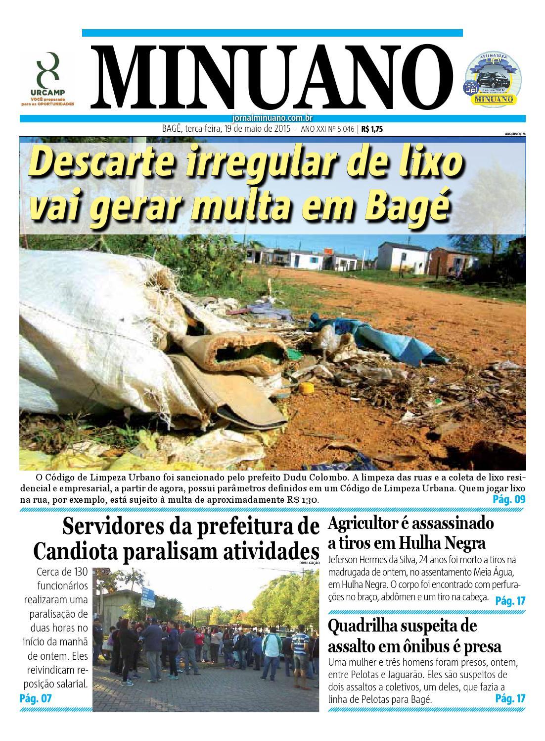 20150519 by Jornal Minuano - issuu ce859ebaeabcf