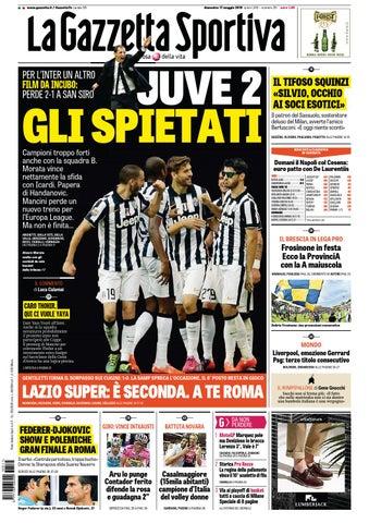 La Gazzetta dello Sport (05-17-2015) by Nguyen Duc Thinh - issuu a0afc9359c16