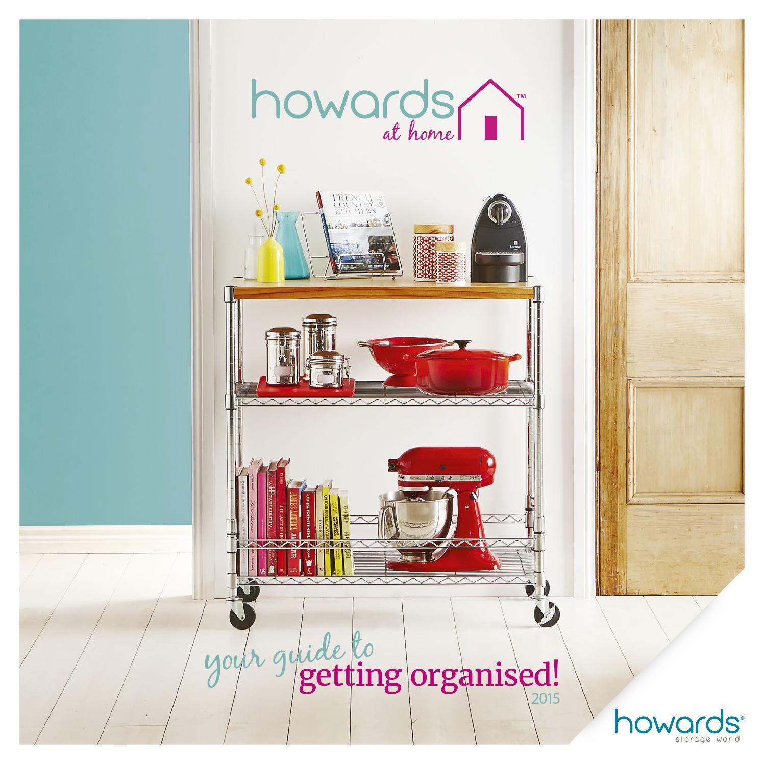 Howards at home by howards storage world aust issuu - Howards storage ...