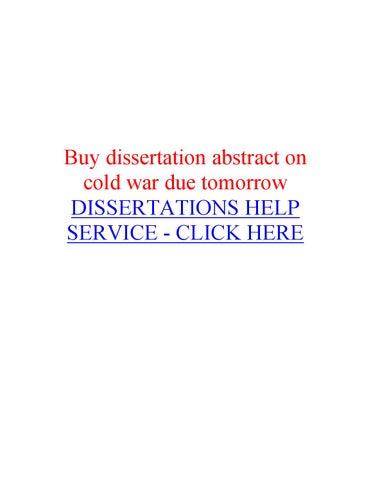 Where to buy dissertation publishing