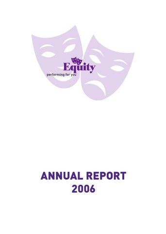 2006 EquityUK Annual Report by Caron Lyon - issuu