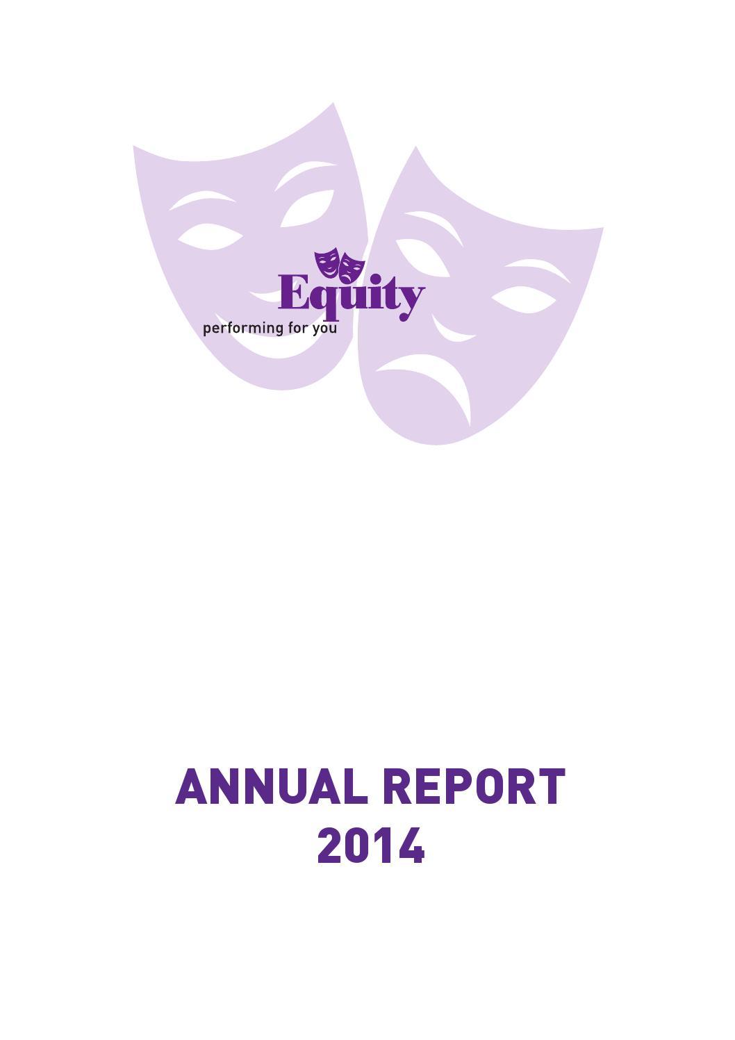 2014 EquityUK Annual Report by Caron Lyon - issuu