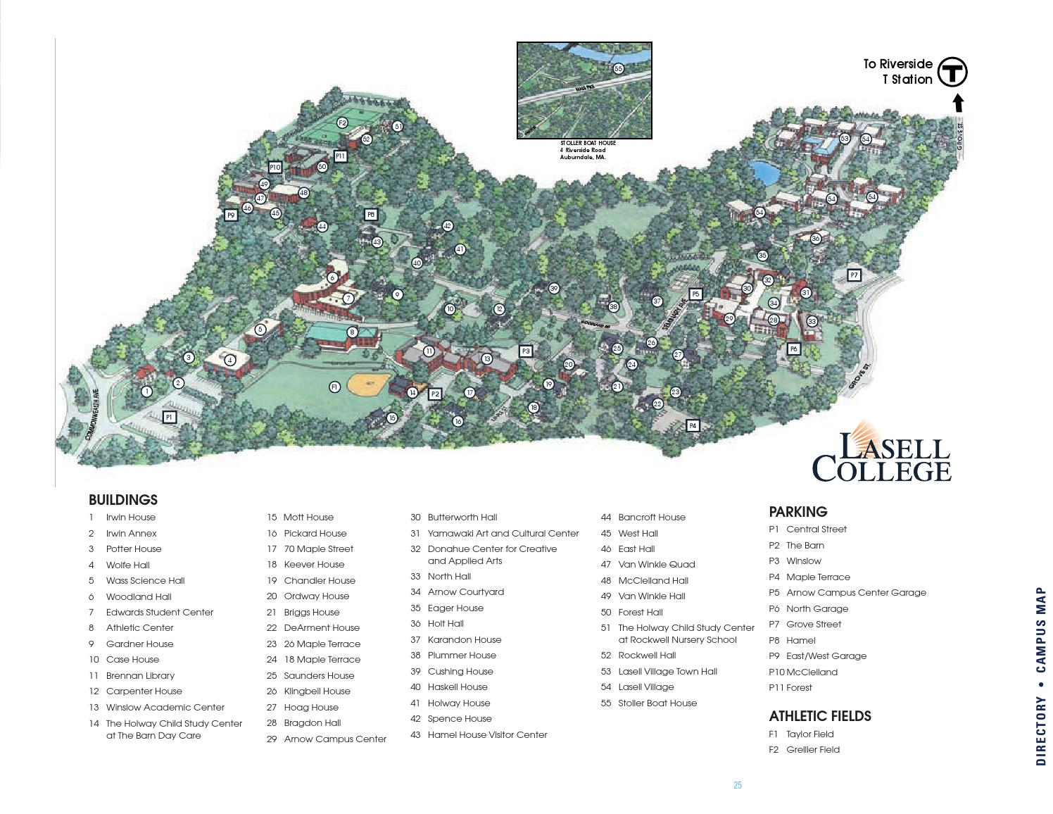Summer 2015 Welcome Packet By Lasell College Issuu