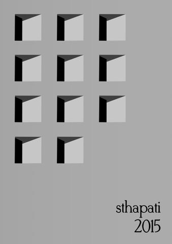 Sthapati 2015 by SSAP IITKGP - issuu