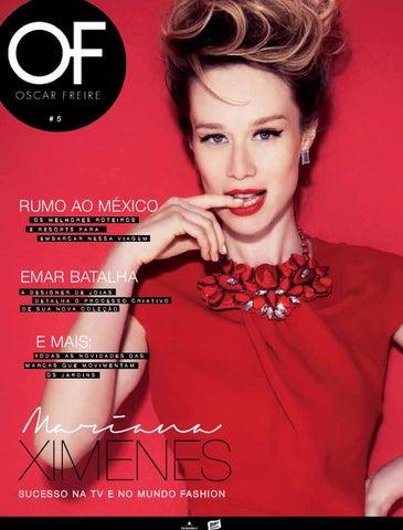 556e73e26 OF  5 by OF Magazine - Oscar Freire - issuu