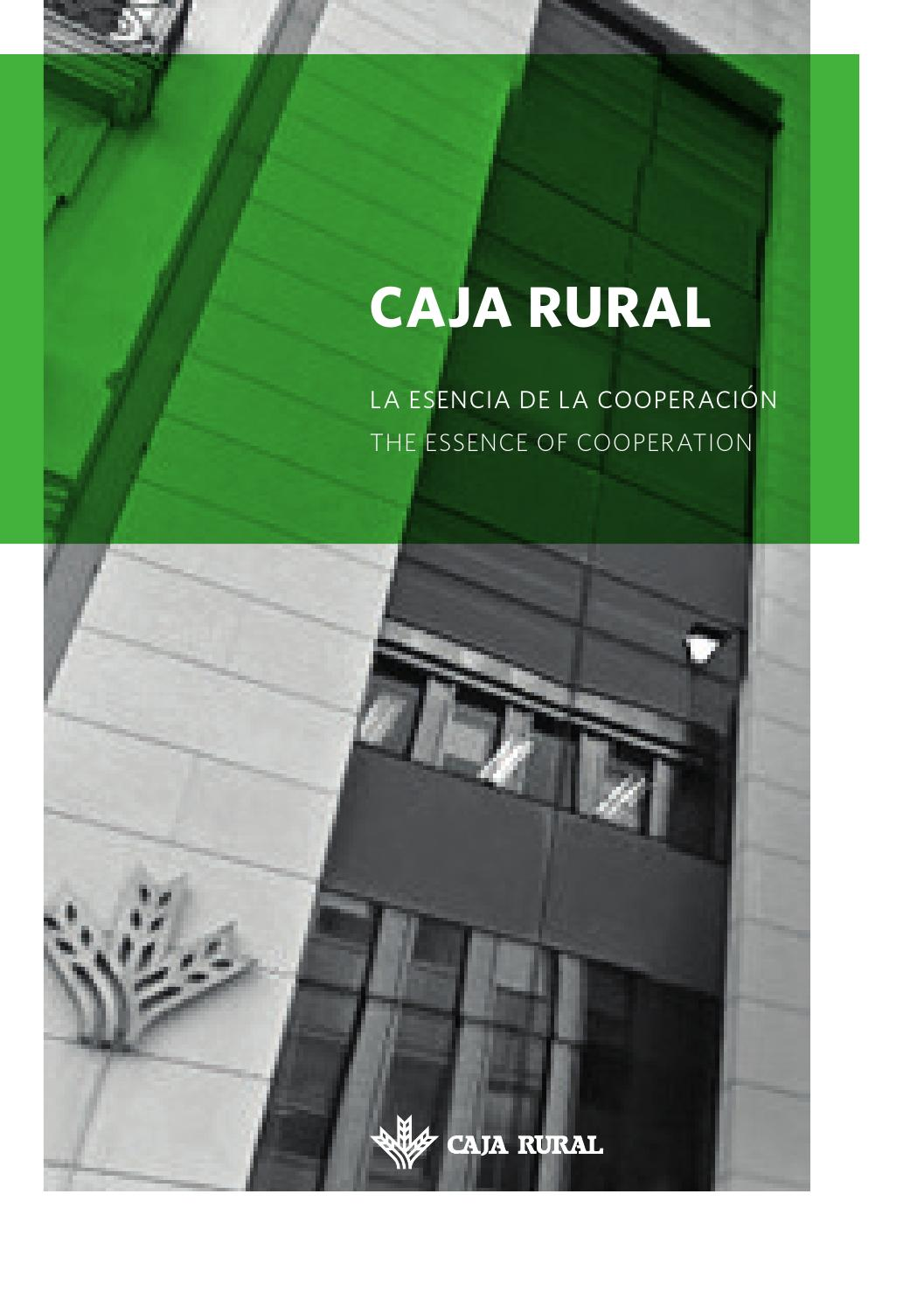 Caja rural folleto 3 by andra piscaer issuu for Oficinas de caja rural