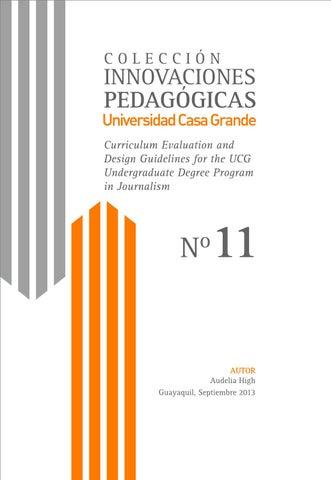 b11bffa46bb Audelia High Curriculum Evaluation by Publicaciones - Universidad ...