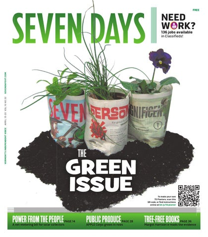 Seven days april 13 2011 by seven days issuu page 1 fandeluxe Image collections