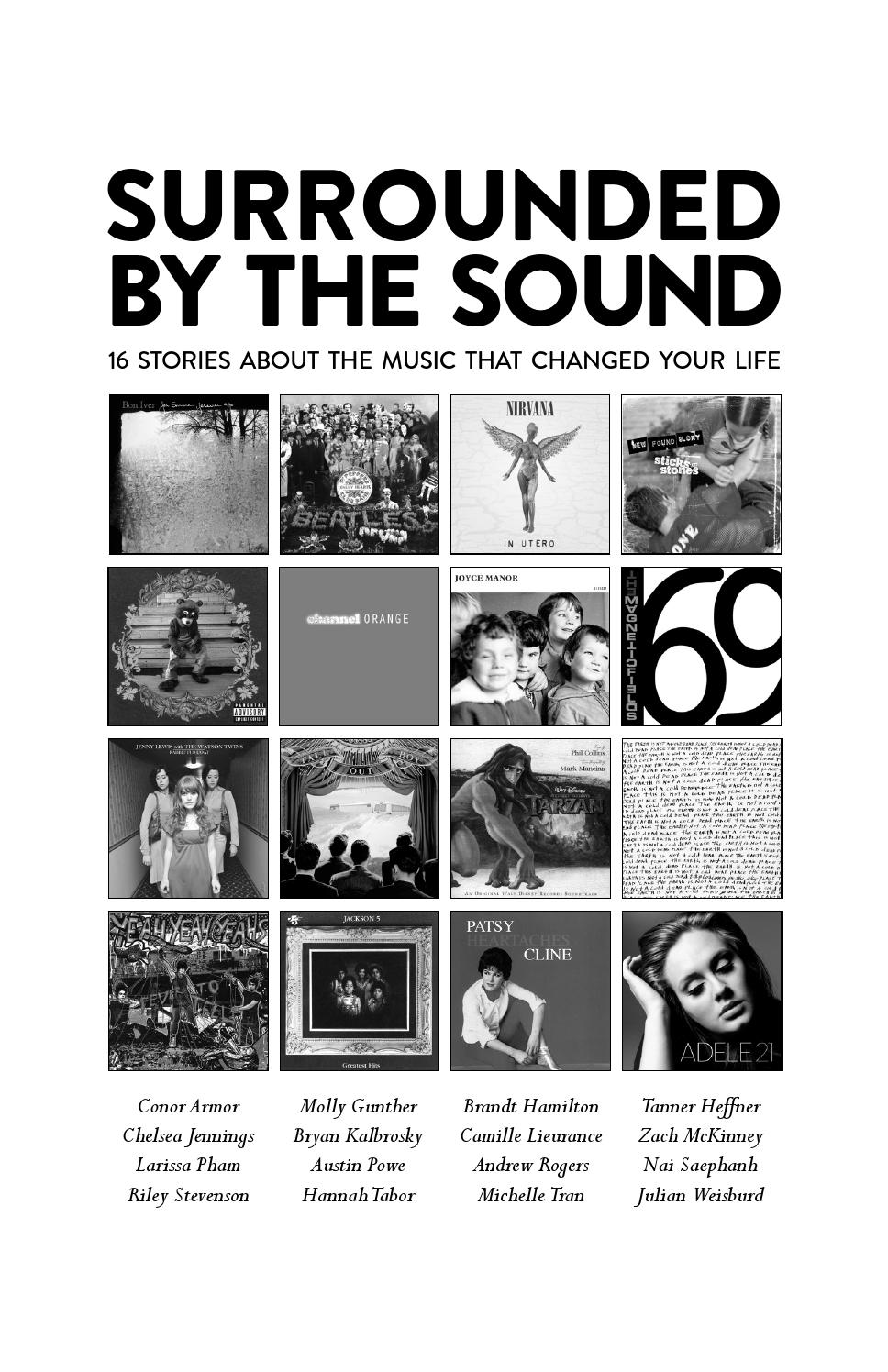 Surrounded by the sound by Clieuranc - issuu