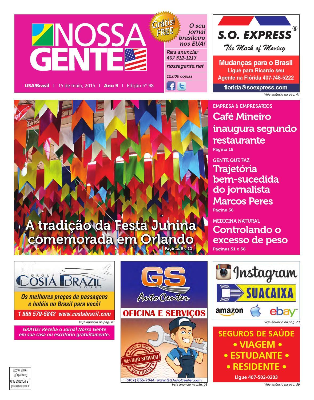 42ffa899bba Nossa Gente 98 by Nossa Gente - issuu