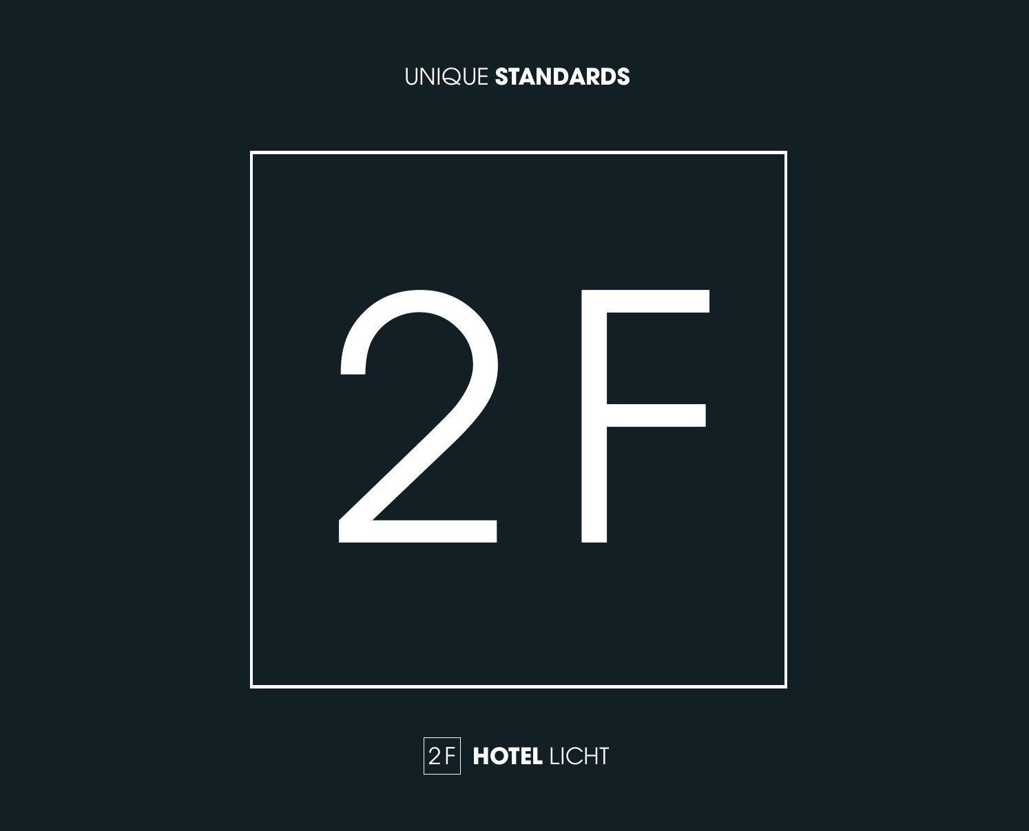Hochwertig 2F Unique Standard By 2F Hotellicht   Issuu