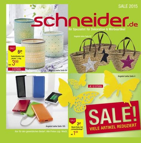Schneider 2015 16 By Katalog Deru