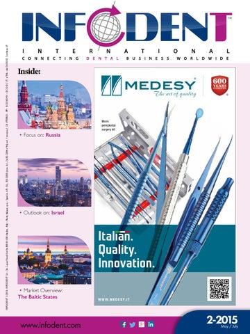 Infodent International 2 2015 by Infodent srl - issuu