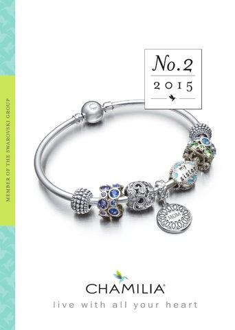b0868495b86e0 The Chamilia 2015 Summer Catalog by Chamilia.com - issuu