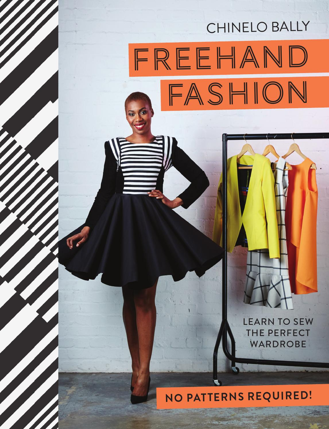 Freehand Fashion By Chinelo Bally By Pavilion Books Issuu