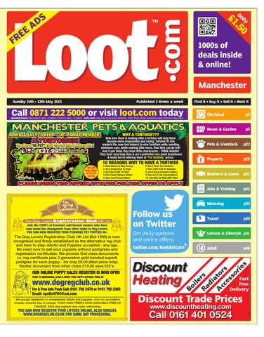 18355020a Loot Manchester, May 10th 2015 by Loot - issuu