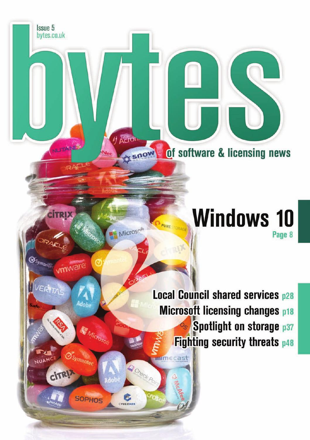 Bytes Magazine 2015  by Bytes Software Services - issuu