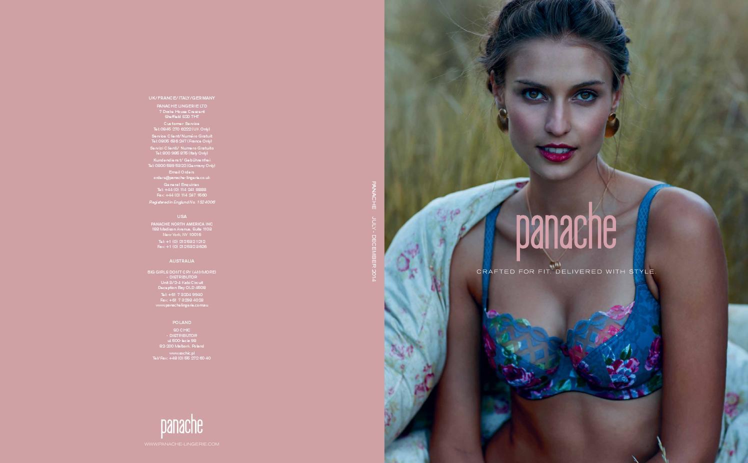 Masquerade by Panache Alice slip dress Grey 7045
