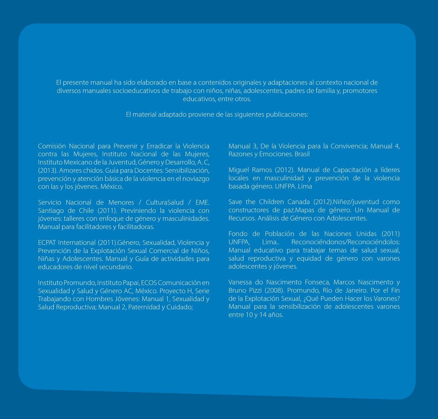 Construyendo Relaciones Igualitarias Para Prevenir La Violencia By